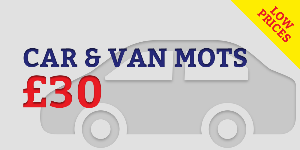 Car and Van MOTs