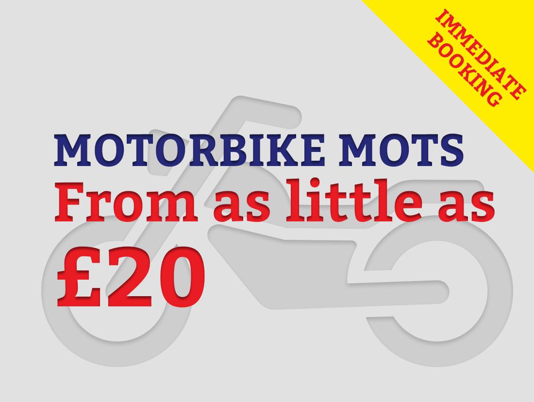 Motorbike MOTs